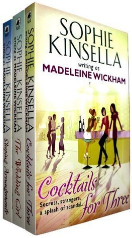 Sophie Kinsella Writing As Madeleine Wickham Collection 3 Books