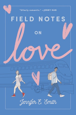 Field Notes on Love Book Cover