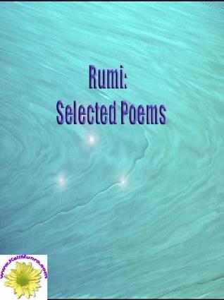 Rumi: Selected Poems