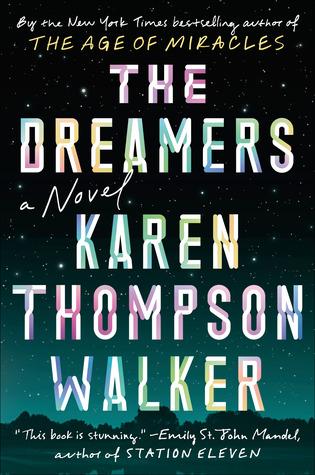 The Dreamers PDF Book by Karen Thompson Walker PDF ePub