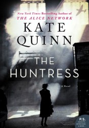 The Huntress Book by Kate Quinn