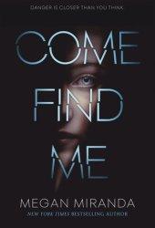 Come Find Me Book