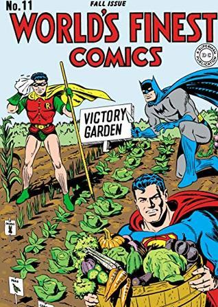 World's Finest Comics (1941-1986) #11 (World's Finest (1941-1986))