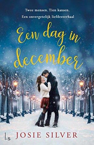 Een dag in december (EN: One day in December) Boek omslag