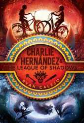 Charlie Hernández and the League of Shadows Book