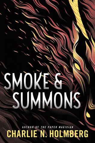 Smoke and Summons (Numina Trilogy, #1)