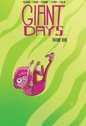 Giant Days, Vol. 9 (Giant Days #9) Book