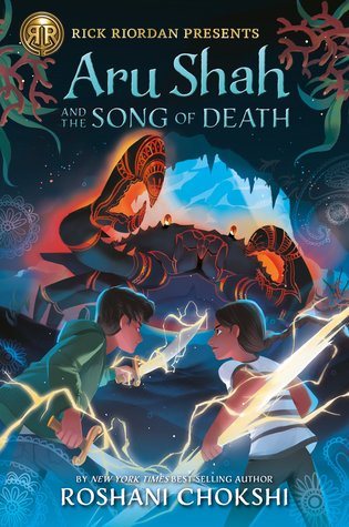 Aru Shah and the Song of Death (Pandava Quartet, #2)