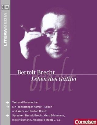 Leben des Galilei. 2 Cassetten.