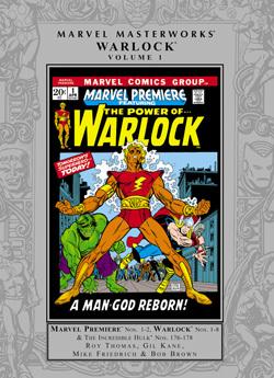 Marvel Masterworks: Warlock, Vol. 1
