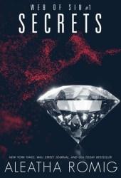 Secrets (Web of Sin, #1) Book