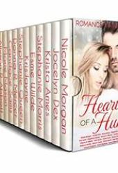 Heart of a Hunk: A Limited-Edition Collection of Bad Boy, Billionaire and Hunky Romance Heroes Book