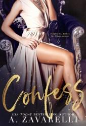 Confess (Sin City Salvation, #1) Book