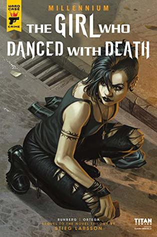 The Girl Who Danced With Death #2