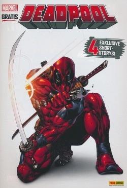 Deadpool-Tag 2016 Gratis-Comic