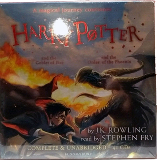 Harry Potter and the Goblet of Fire & Harry Potter and the Order of the Phoenix (Harry Potter, #4-5)