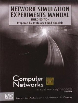 Network Simulation Experiments Manual 3e