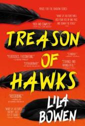 Treason of Hawks (The Shadow, #4) Book