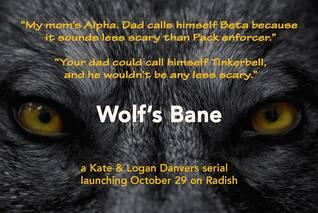 Wolf's Bane (Otherworld: Kate and Logan, #1)