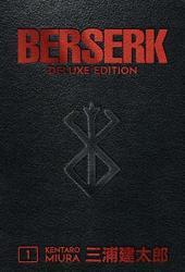 Berserk Deluxe Volume 1 Book
