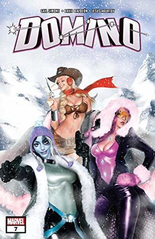 Domino (2018-) #7