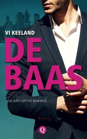 De Baas (EN: Bossman) Boek omslag
