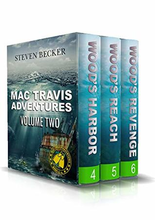 Mac Travis Adventures Box Set (Books 4 - 6): Action and Adventure in the Florida Keys