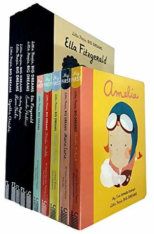 Little people, big dreams series 1 and 2 : 10 books collection bundles set