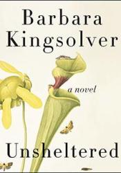 Unsheltered Book by Barbara Kingsolver