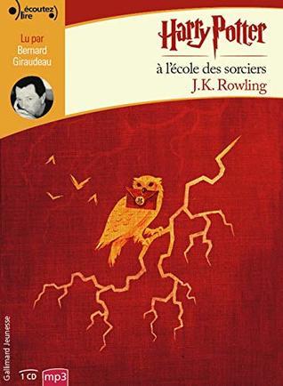 Harry Potter À L'école Des Sorciers Livre Audio