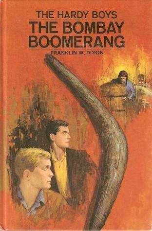 The Bombay Boomerang (Hardy Boys, #49)