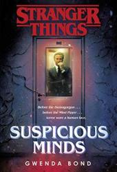 Suspicious Minds (Stranger Things, #1) Book