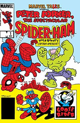 Marvel Tails starring Peter Porker, The Spectacular Spider-Ham (1983) #1