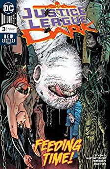 Justice League Dark (2018-) #3