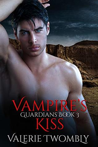 Vampire's Kiss (Guardians Book 3)