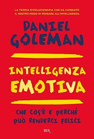 GOLEMAN, DANIEL - INTELLIGENZA