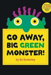 Go Away, Big Green Monster! Book