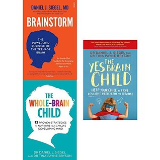 Brainstorm, whole brain child and yes brain child 3 books collection set