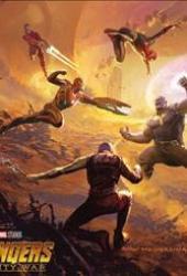 The Art of Avengers: Infinity War Book