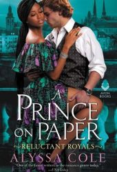 A Prince on Paper (Reluctant Royals, #3) Book