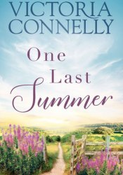 One Last Summer Book by Victoria Connelly