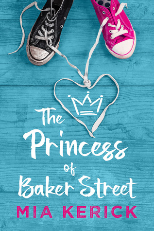 Recensie: The princess of Baker street van Mia Kerick