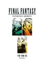 Final Fantasy Ultimania Archive Volume 2 Book