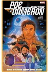 Star Wars: Poe Dameron, Vol. 5: The Spark and the Fire Book