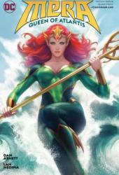 Mera: Queen of Atlantis Book