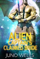 Alien Captain's Claimed Bride Book