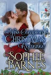 Miss Compton's Christmas Romance Book