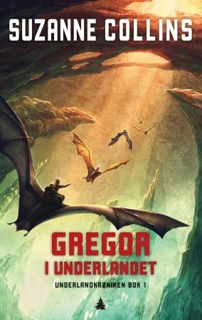 Gregor i Underlandet (Underland-krøniken, #1)