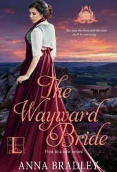 The Wayward Bride (Besotted Scots, #1) Book