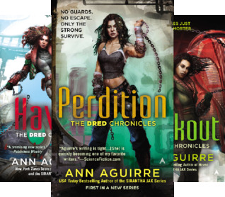 The Dred Chronicles (3 Book Series)